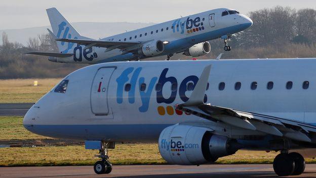 Économie : Plombée par le Covid-19, la compagnie aérienne Flybe annonce sa faillite •
