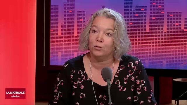 L'invitée de la Matinale (vidéo) - Stéphanie Mérillat, vice-présidente du HC Bienne [RTS]