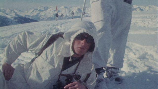Régiment ski aux pieds [RTS]