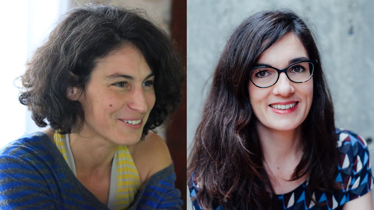 Sibylle Gollac et Céline Bessière. [DR - editionsladecouverte.fr]