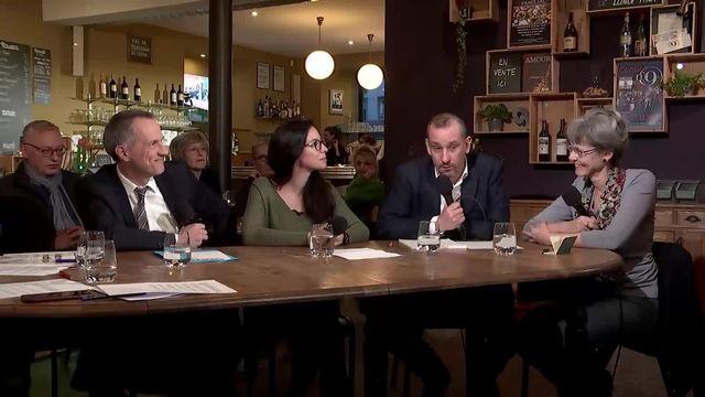 Le grand débat (vidéo) - Neuchâtel: un canton en déclin? [RTS]