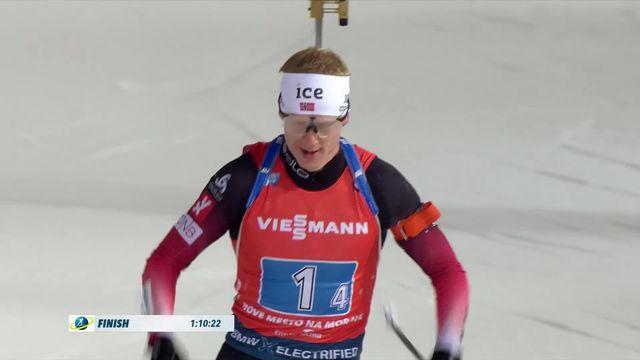 Nove Mesto (CZE), relais messieurs: victoire des Norvégiens [RTS]