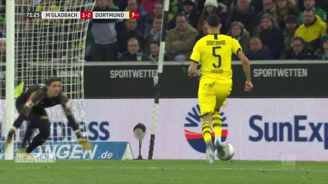 Football, Bundesliga: Dortmund - Mönchengladbach (2-1) [RTS]