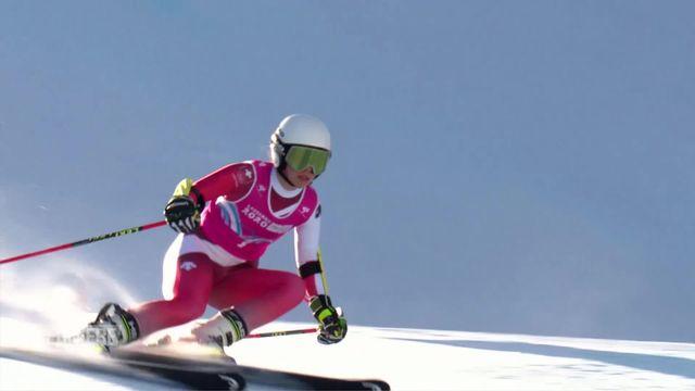 JOJ 2020 de Lausanne: retour au quotidien pour les athlètes suisses [RTS]