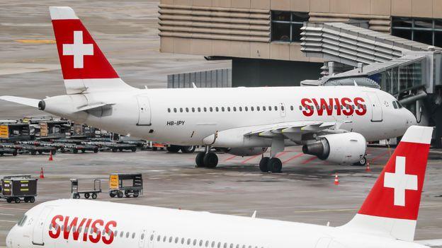 Économie : Swiss gèle ses 1000 engagements en raison de l'épidémie de coronavirus |