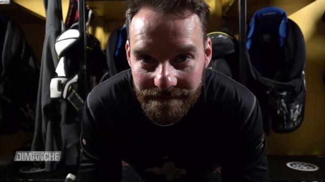 Julien Vauclair, l'esprit d'équipe [RTS]