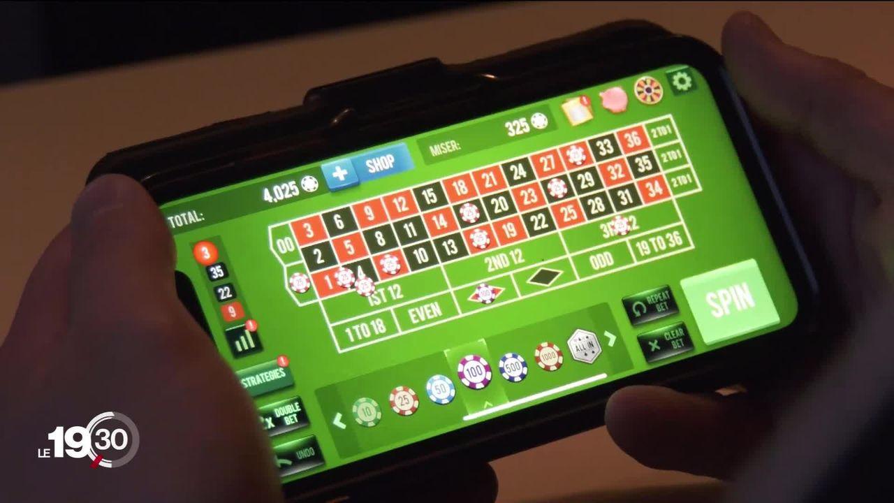 Les casinos créent des jeux en ligne pour séduire toujours plus de monde dans leur secteur. Et ça marche. [RTS]