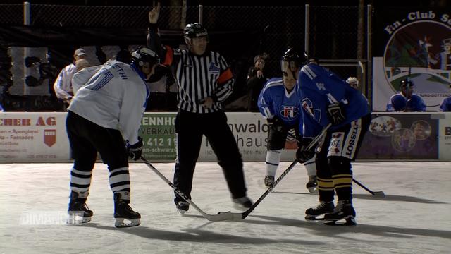 Hockey: Fribourg-Gottéron, entre passé et présent