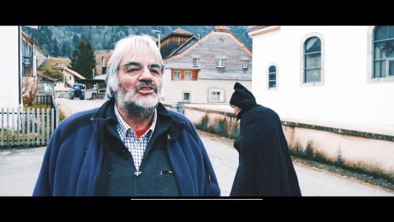 Catherine Repond dite La Catillon: la dernière sorcière de Fribourg [RTS]