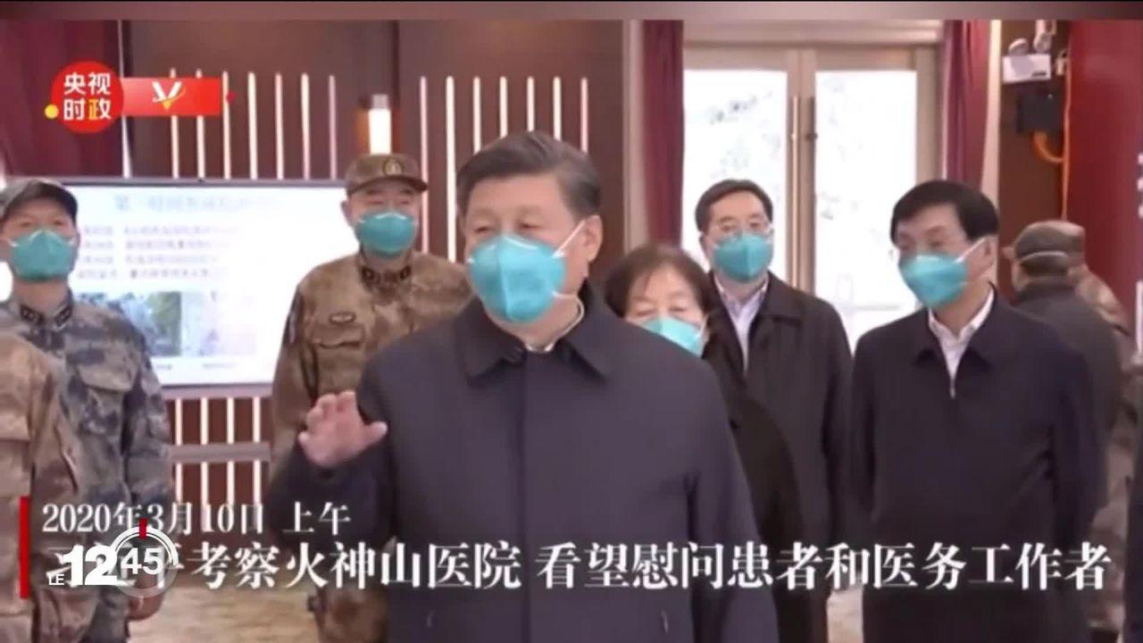 La Chine est en passe de maîtriser la propagation du Coronavirus à Wuhan. [RTS]