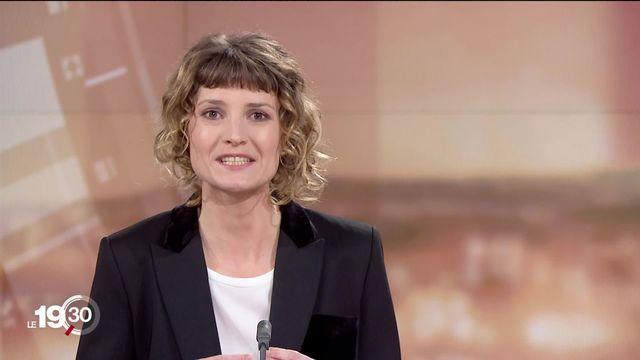 Aurélie Coulon résume les enjeux et les découvertes principales. [RTS]
