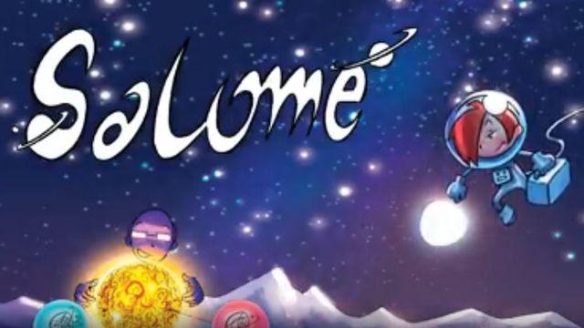 """""""Salomé - Enquête d'exoplanètes"""", une BD scientifique pour les enfants. Unige [Unige]"""