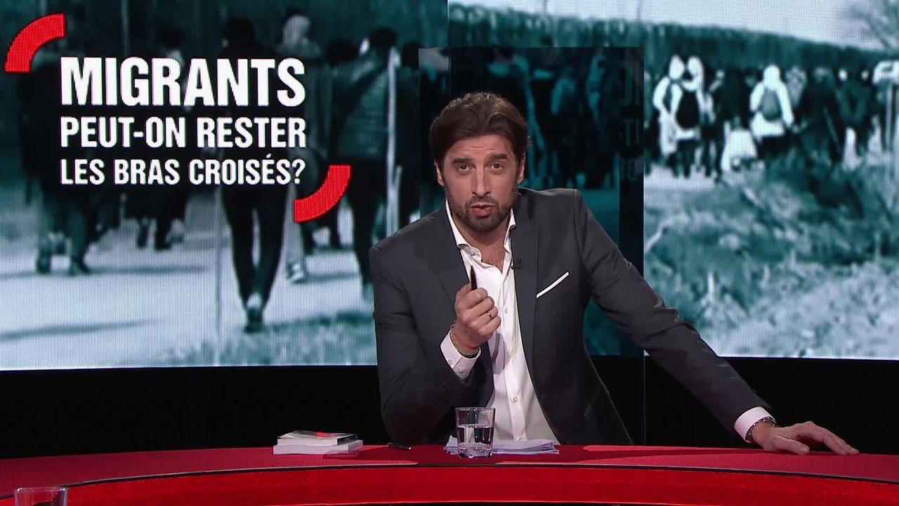 Migrants: peut-on rester les bras croisés? [RTS]