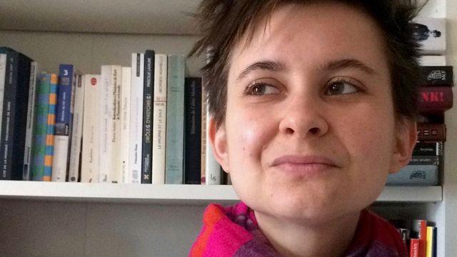 Mathilde Thibault Starzik. [DR]