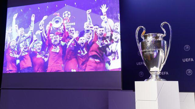 La Ligue des champions et l'Europa League iront-elles jusqu'au bout? [Cyril Zingaro - Keystone]