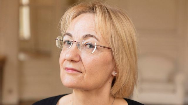 "Bénédicte Belpois, auteure de ""Suiza"". [Francesca Mantovani - gallimard.fr]"