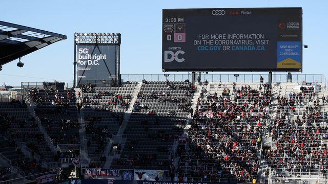 A l'instar de nombreux autres championnats, la MLS va connaître une pause forcée. [Patrick Smith - AFP]