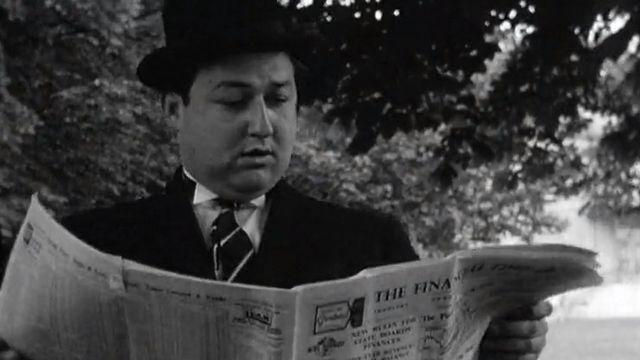 Georges Kleinmann enquête incognito à Londres.