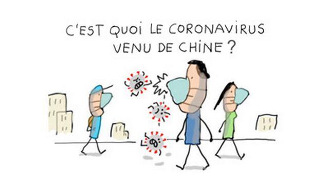 C'est quoi le coronavirus venu de Chine? 1 jour 1 question. [1jour1actu.com - France TV Éducation]