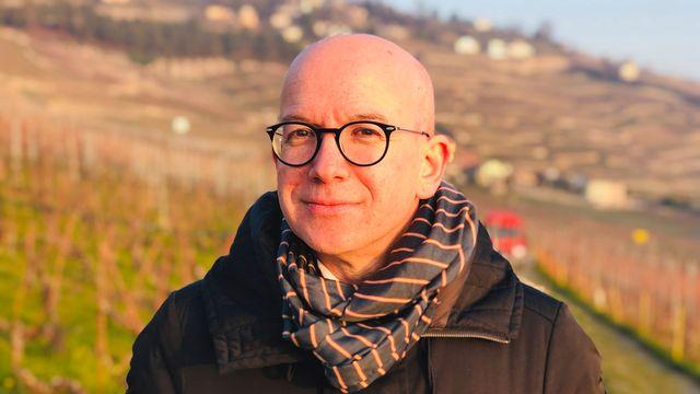 Yves Daccord, directeur du Comité international de la Croix Rouge. [Karine Vasarino - RTS]