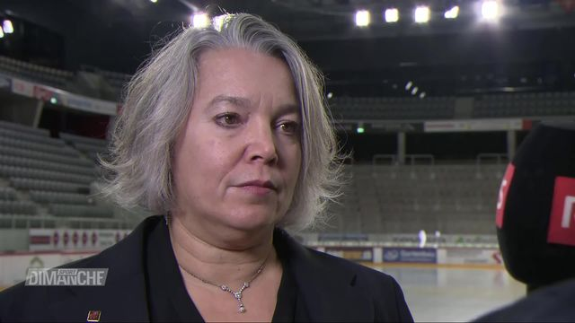 Hockey: saison abrégée, la réaction des différents acteurs du hockey suisse [RTS]