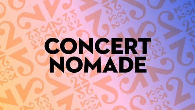 """Logo émission """"Concert nomade"""" [RTS]"""