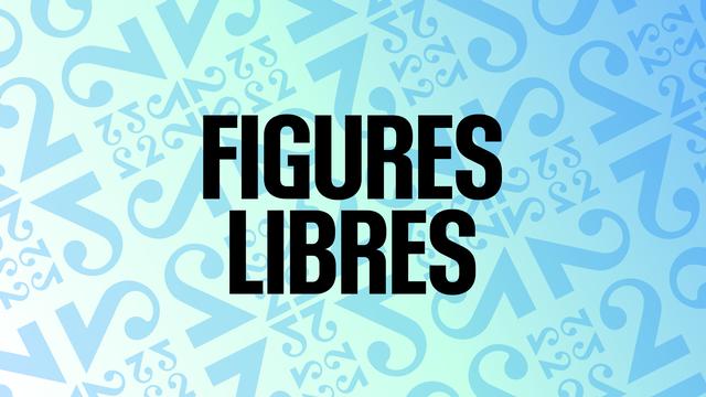 "Logo émission ""Figures libres"" [RTS]"