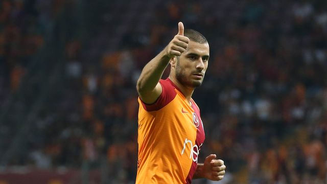 Derdiyok ici sous le maillot de Galatasaray en 2018. [Freshfocus]