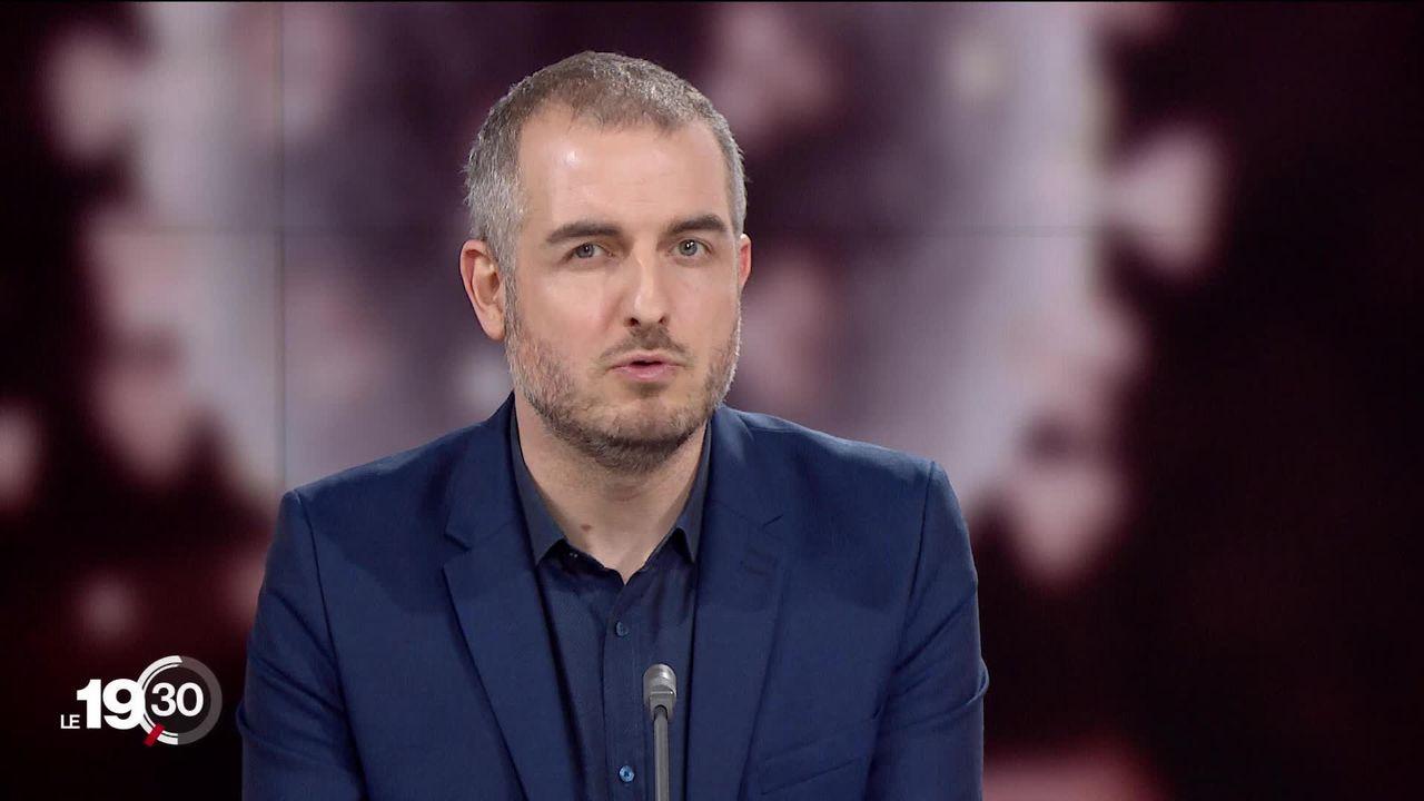 Les explications de Christophe Schenk sur les infox qui circulent sur le coronavirus. [RTS]