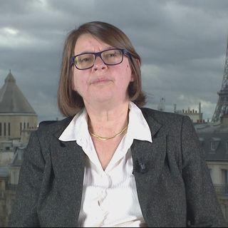 """Pauline Schnapper: """"La question de l'indépendance se repose en Écosse"""" [RTS]"""