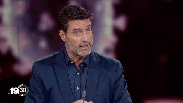 """Massimo Lorenzi, chef du Département des sports de la RTS: """"Le monde du sport s'arrête"""" [RTS]"""