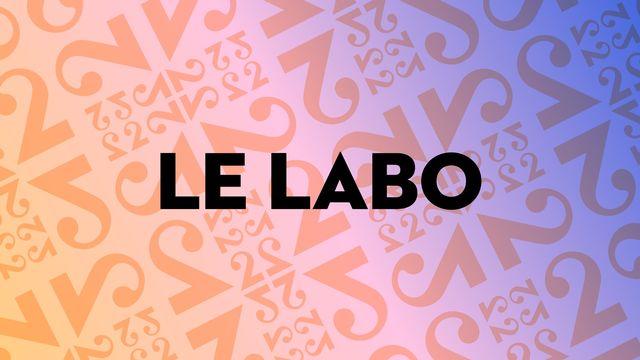 "Logo émission ""Le labo"". [RTS]"