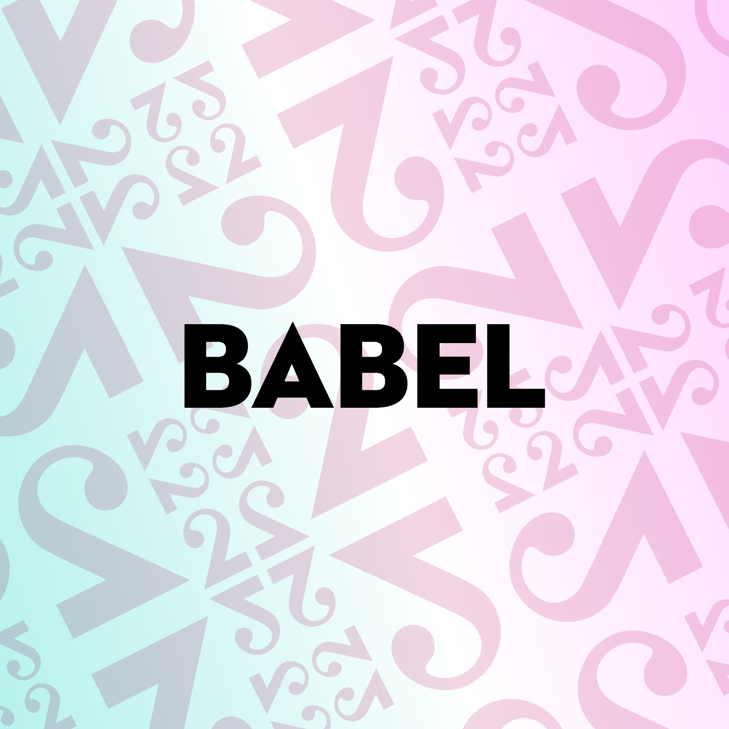 "Logo podcast ""Babel"". [RTS]"