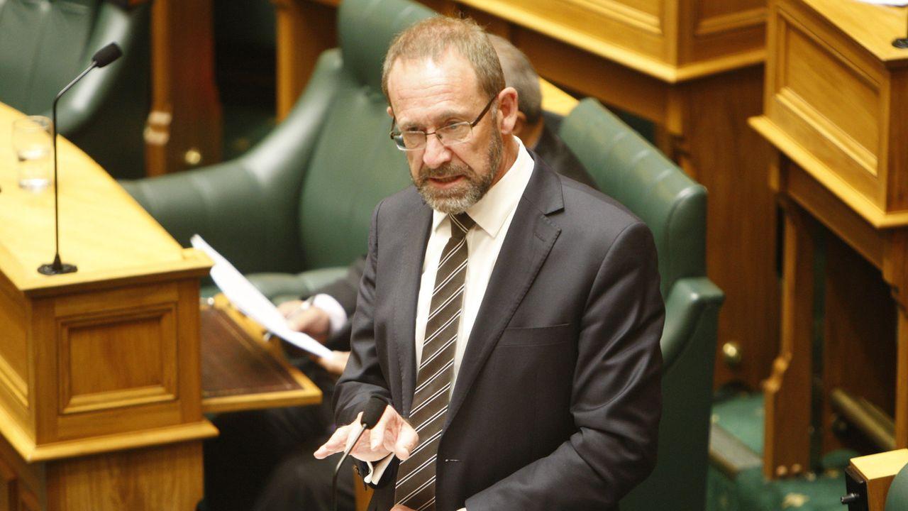 Le ministre de la Justice Andrew Little a estimé qu'un changement était nécessaire.  [Nick Perry - Keystone/AP]