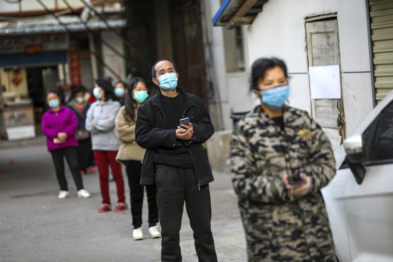 Pas de nouvelle contamination locale en Chine, une première — Coronavirus