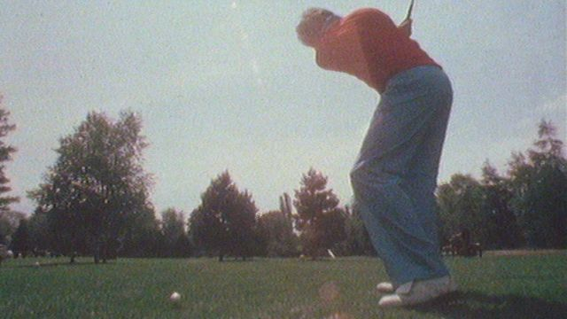 Golfite aigüe [RTS]