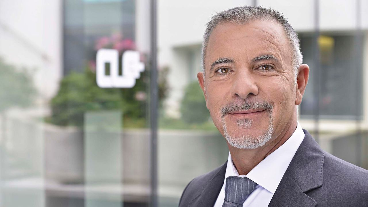 Dimitri Djordjèvic, directeur de la clinique privée de La Source à Lausanne [Fondation La Source - lasource.ch]