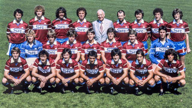 Servette FC: la mythique équipe de 1979. [Keystone]