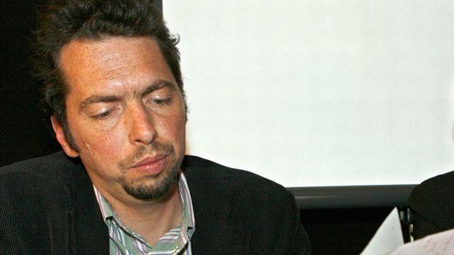 Olivier Moeschler, sociologue de la culture. [Laurent Gillieron - Keystone]