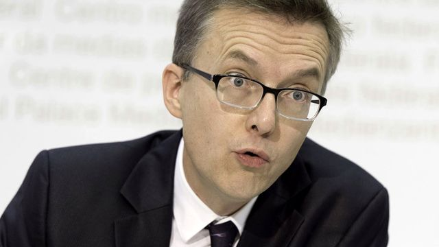 Etienne Piguet, vice-président de la Commission fédérale des migrations. [Lukas Lehmann - Keystone]