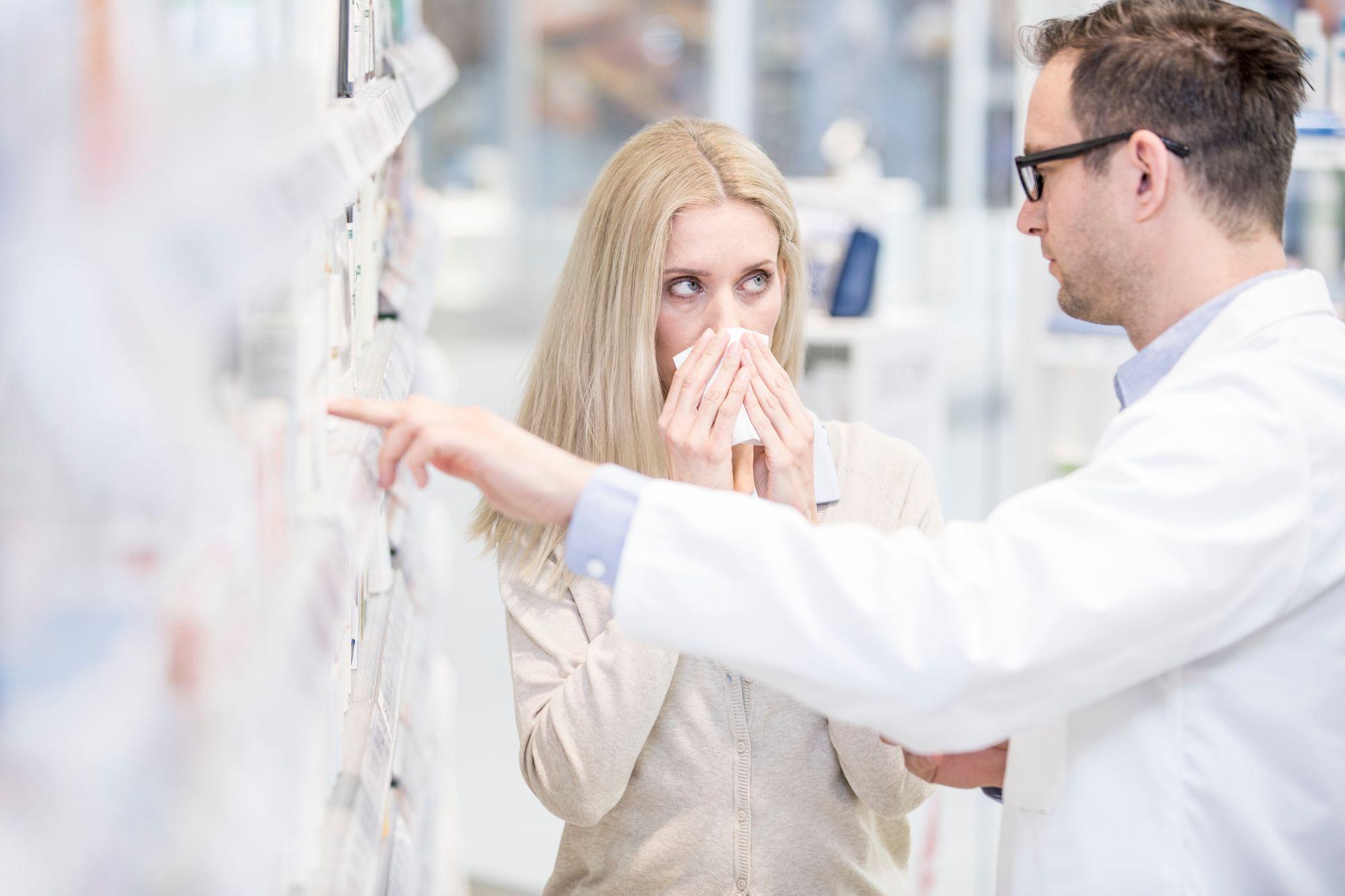 Coronavirus: la perte de l'odorat, un symptôme pour certains médecins