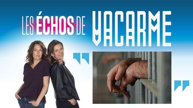 Les Echos de Vacarme: Après la prison, quelle liberté? [willeecole - RTS / Depositphotos]