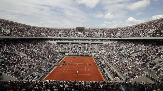 On n'a pas fini de parler de ce Roland-Garros 2020... [Yoan Valat - Keystone]