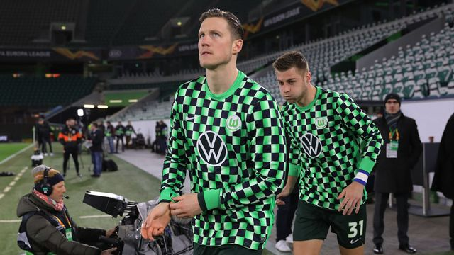 Les joueurs de Wolfsburg vont apparemment reprendre le chemin de l'entraînement. [Sebastian Priebe - Keystone]