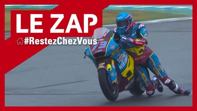 Le Zap Sport #RestezChezVous #1