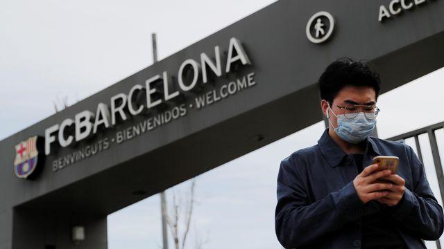 Les fans de Barcelone devront prendre leur mal en patience. [Nacho Doce - Reuters]