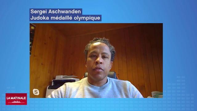 L'invité de la Matinale (vidéo) - Sergei Aschwanden, responsable de la station de Villars [RTS]