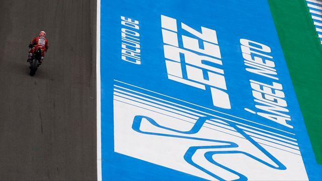 Le Circuit de Jerez accueillera les pilotes plus tard dans l'année. [Jose Breton - AFP]