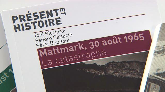 Le Mattmark, il y a 50 ans [RTS]