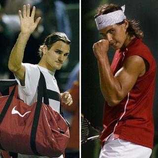 Tennis: Federer et Nadal s'affrontaient pour la première fois il y a 16 ans